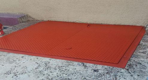 Basement Steel Door Repair Brooklyn